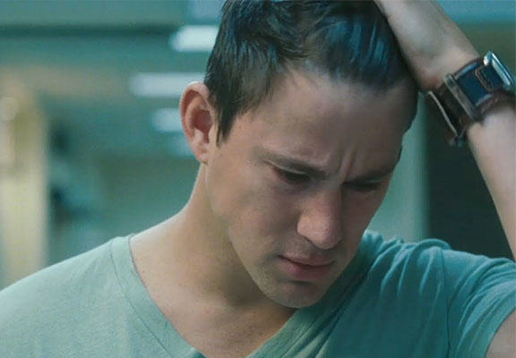 Channing Tatum Once Poured Boiling Water On His Penis channing tatum cry WEB
