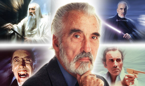 RIP Sir Christopher Lee, The Ultimate Film Villain chrisvirgin