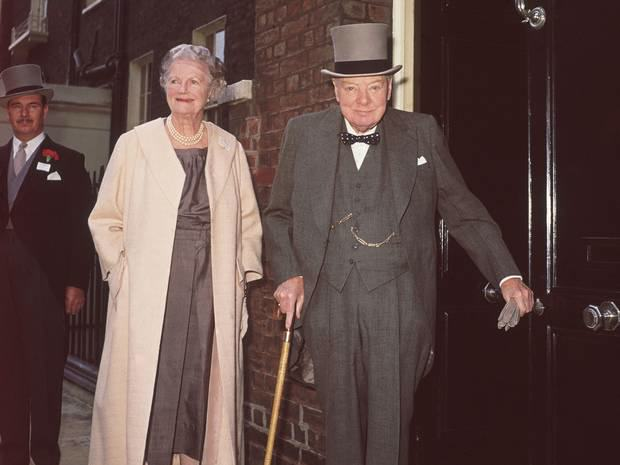 Winston Churchill Was Not Gay, Rated Women Out Of 1,000 At Parties churchill