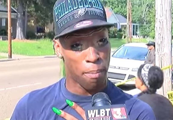 Green Haired Eye Witness Gives The Best Interview You Will See cort web