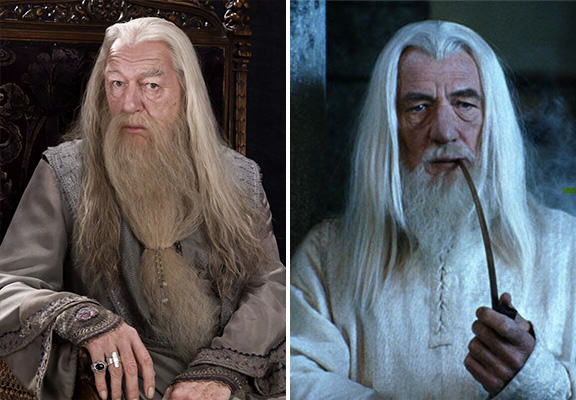 Gandalf And Dumbledore Will Marry Across The Street From Westboro Baptist Church dumbledore gandalf WEB