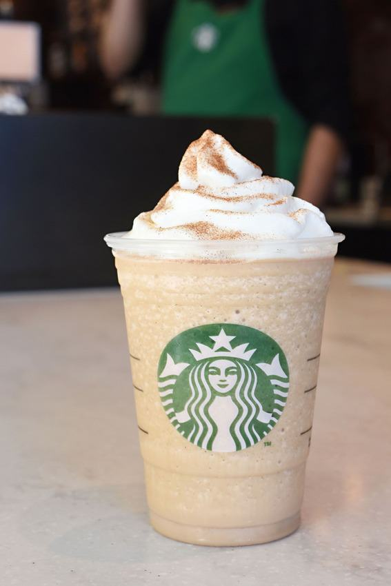 Starbucks Are Introducing SIX New Frappuccino Flavours For Their Anniversary ee1