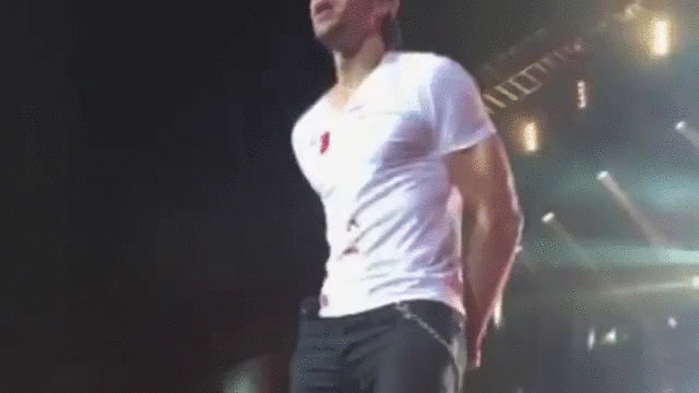 Enrique Iglesias Nearly Manages To Cut Finger Off After Catching Drone enrique