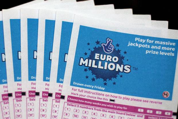 Someone Just Won £93 Million In The EuroMillions, But Havent Claimed It euromillions