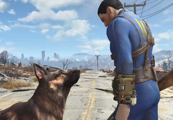 The Fallout 4 Trailer Has Been Released And It Looks Incredible fallout 4 WEB