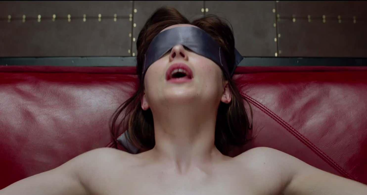 Fifty Shades Of Grey Book Stolen, Police Get Involved Over Leaking Fears fifty shades