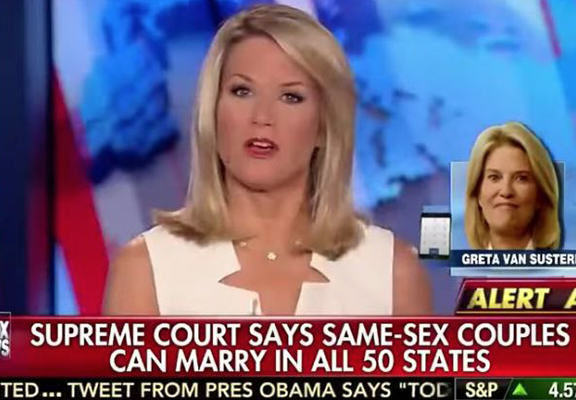 Fox News Anchor Asks The Most Ludicrous Question After Gay Marriage Is Legalised fnwweb
