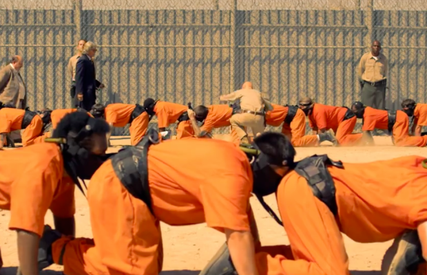 The New Human Centipede Trailer Is Here, Its Even More Disgusting Than The Last Two hc1