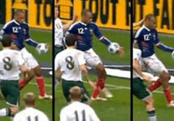 FIFA DID Pay The FAI After That Thierry Henry Handball henry web