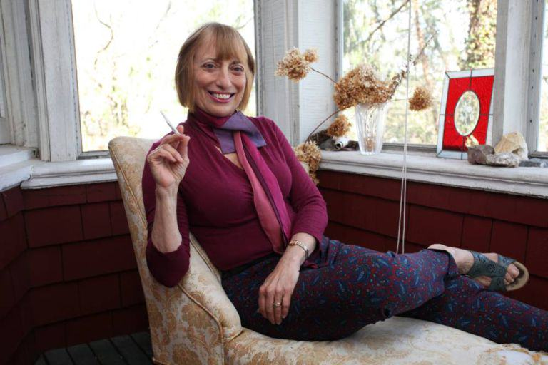 Pot Smoking Pensioner Claims Her Habit Has Kept Her Young hiller1