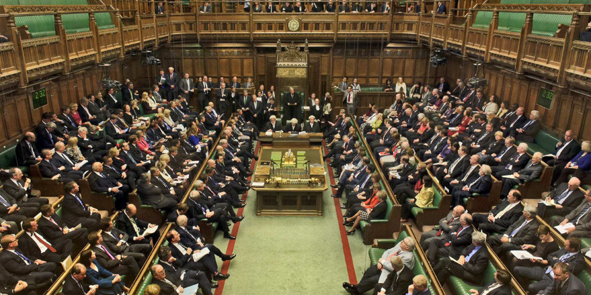 MPs To Get 10% Pay Rise, But Remember Were All In This Together hoc