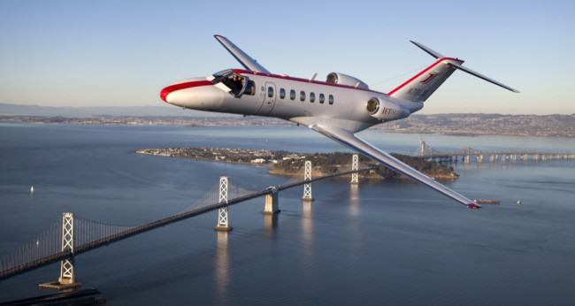 Private Jet Company Offering $4 Flights on July 4th jetsuite