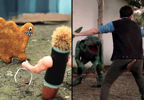 These Home Made Jurassic World Fan Trailers Are Next Level jurassic world fan WEB