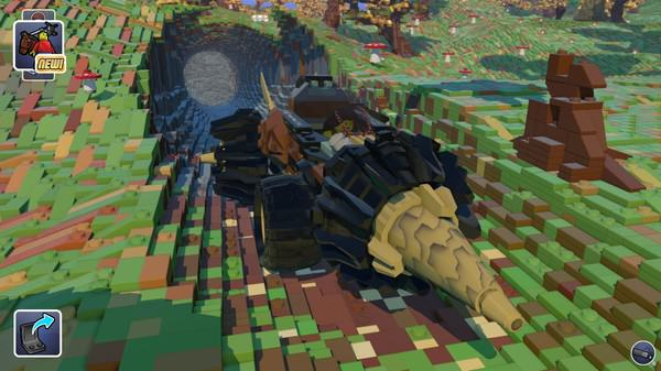 Lego Has Launched Its Own Minecraft Style Game Called Lego Worlds lego worlds 1