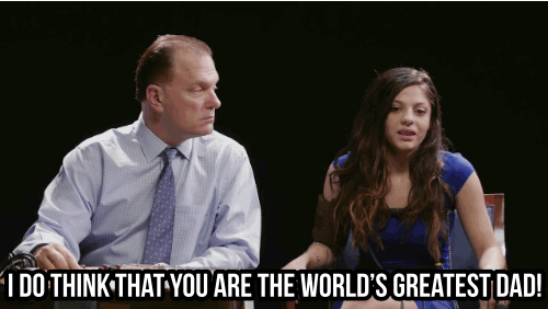 Kids Get Hooked Up To Lie Detector Test By Dads, Guess How It Ends lied gif
