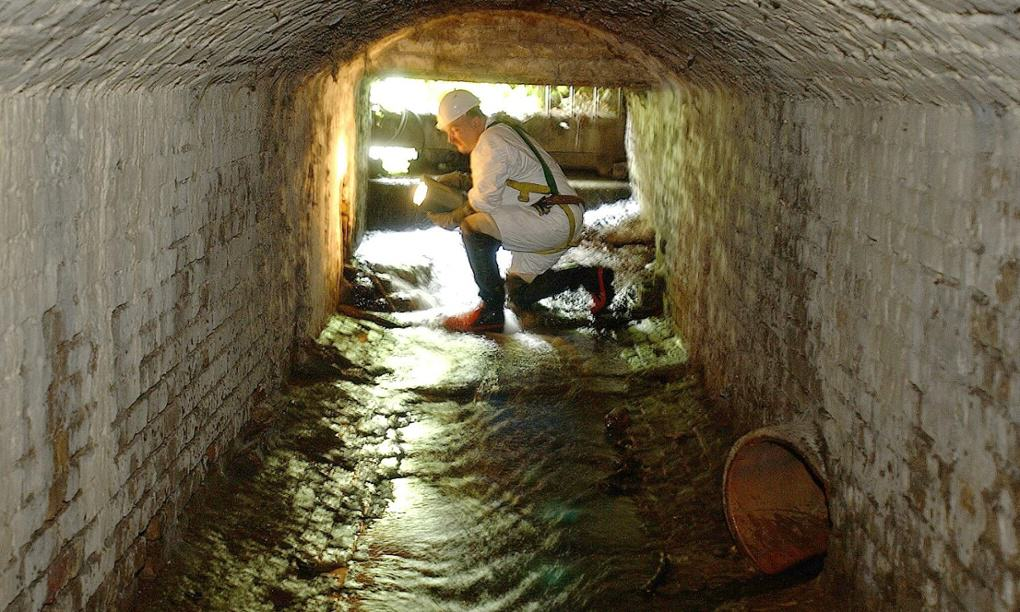 There Is More Cocaine In Londons Sewers Than Any Other European City %name