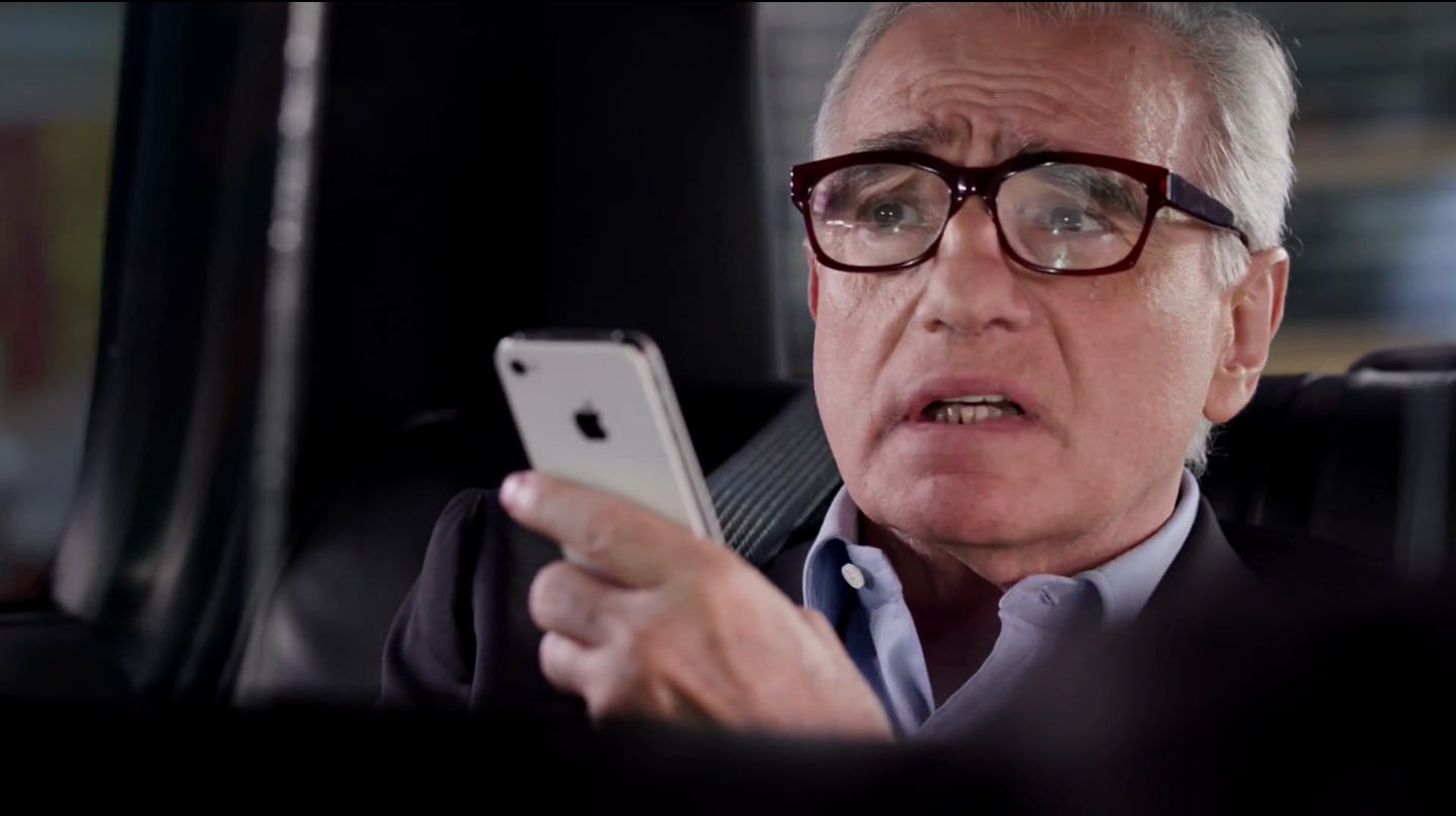 This Is A Sure Fire Way To Get Siri To Destroy You martin scorsese iphone siri