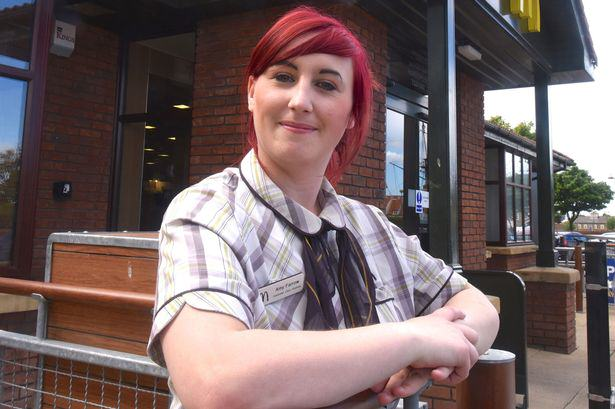 Woman Finally Lands Job In McDonalds After 1,200 Applications And Three Years Of Trying mcc