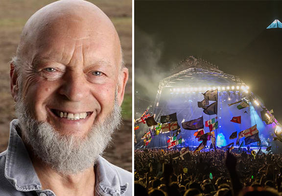 Glastonbury Festival Could Be Moved To New Site Says Michael Eavis michael eavis WEB