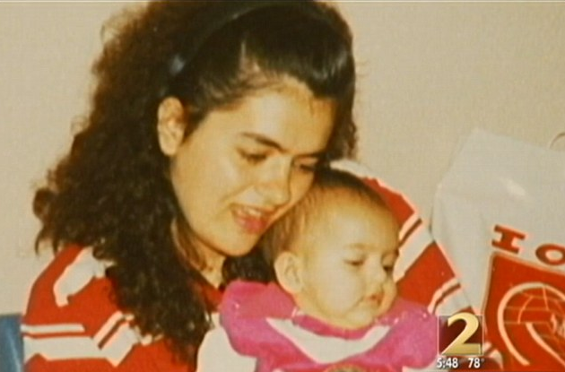 Teen Meets The US Soldier Who Saved Her As A Baby From Saddam Hussein mother daughter