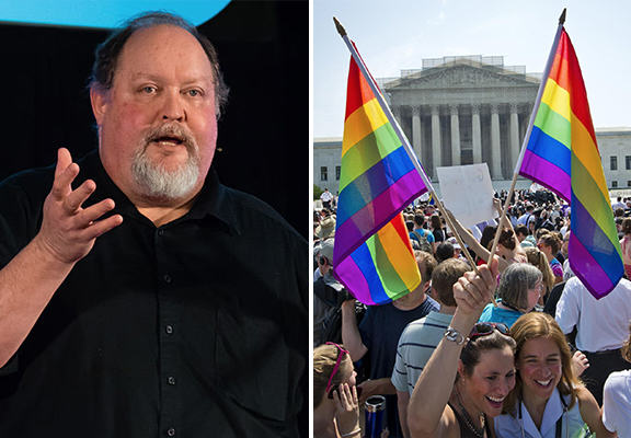 Son Who Fled Westboro Baptist Church Has Inspiring Message On Gay Marriage nate phelps WEB