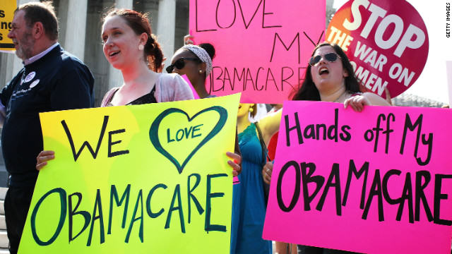 Obamacare Subsidies Are Upheld By Supreme Court, Massive Victory For White House obamacare1