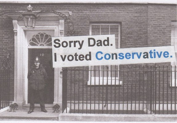 Anonymous Postcards Reveal Shocking Secrets People Have Never Told Their Dads postcard WEB 5
