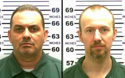 Two Murderers Use Power Tools To Escape Prison And Leave Behind Note For Guards prisoner escape 1