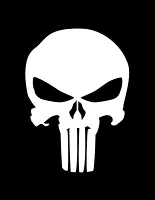 Biker Gang Come To Aid Of Bullied Five Year Old Kid With Special Needs punisher1