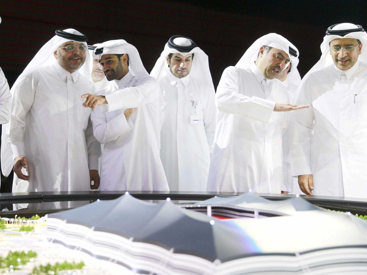 Qatar Releases Official Statement About World Cup Workers, Claim Nobody Has Died qatar workers 2