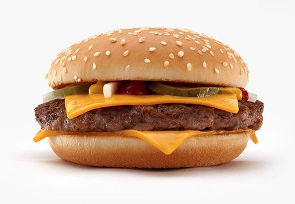 McDonalds Quarter Pounders Are About To Get Even Bigger quarter pounder WEB