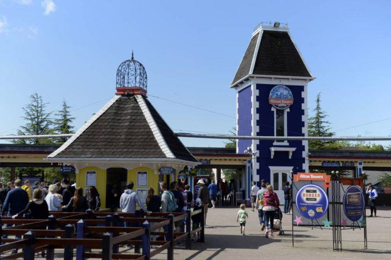 Alton Towers Face Backlash After Selling T shirts Saying Ride Me rideme1