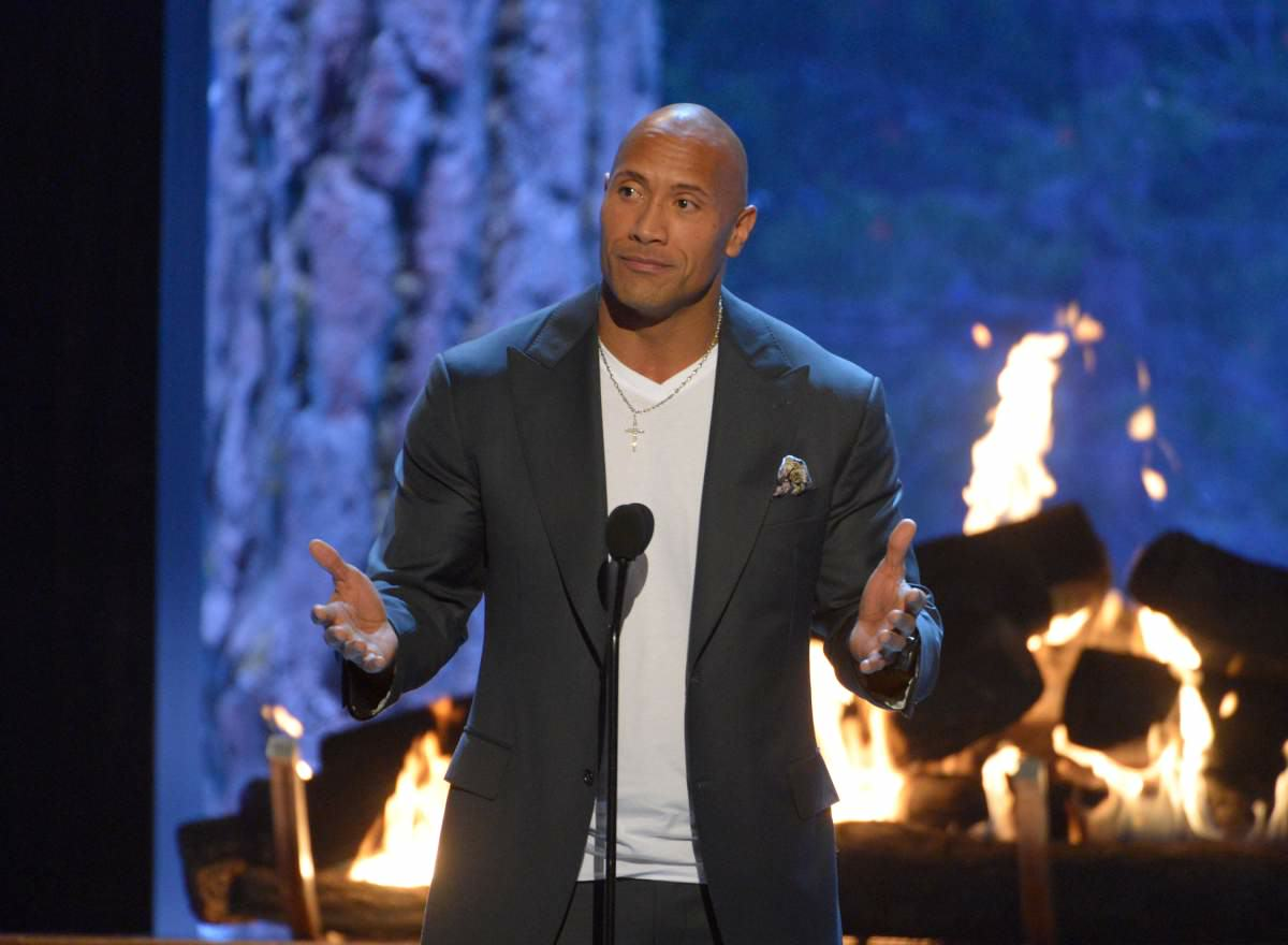 Dwayne Johnson Is Throwing A Massive Party For Troops Overseas Because Hes The Rock rock troops