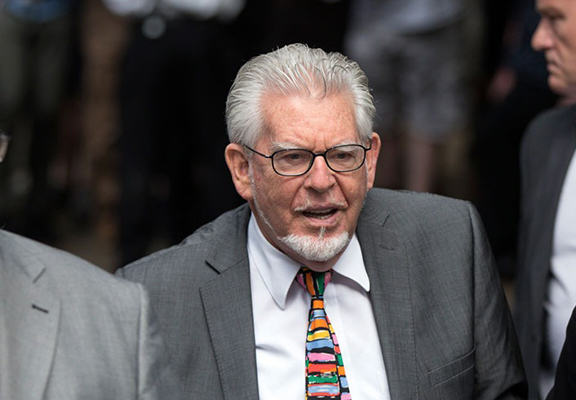 Rolf Harris Has Written A Song About His Victims In Prison rolf web