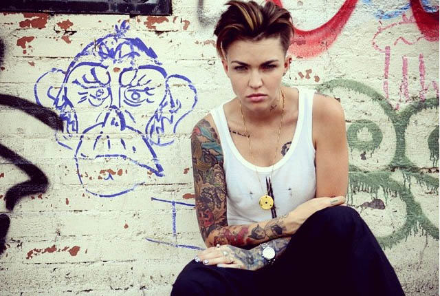 The New Girl In Orange Is The New Black Has Got Everyone Talking ruby Rose feature