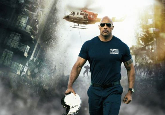 San Andreas Was Garbage Apparently, But SMASHED The Box Office san andreas WEB