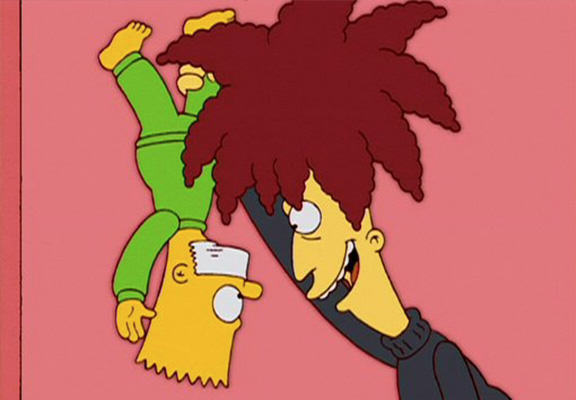 Sideshow Bob Will Finally Kill Bart Simpson In Halloween Episode sideshow bob WEB
