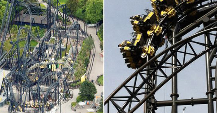 Alton Towers Could Take Smiler Down For Good After Accident smiler fb