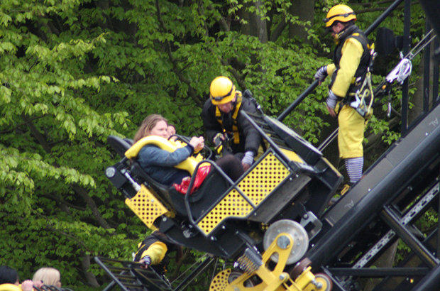 Alton Towers Could Take Smiler Down For Good After Accident smiler2