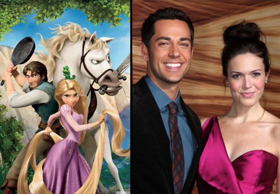 Tangled Are Making A TV Show, Your Kids Are Going To Sh*t Bricks tangled WEB