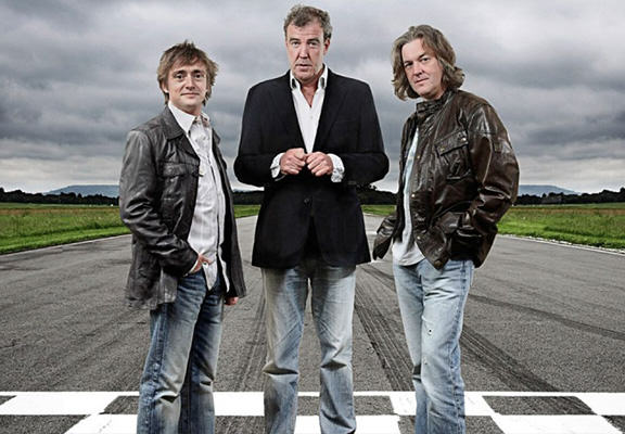 BBC Considering Having Different Hosts Each Week For New Top Gear Series top gear trio WEB