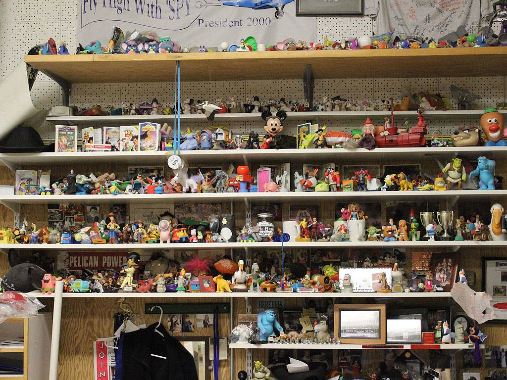 Man Auctions Toy Collection To Get Disabled Boy New Wheelchair toy collection1