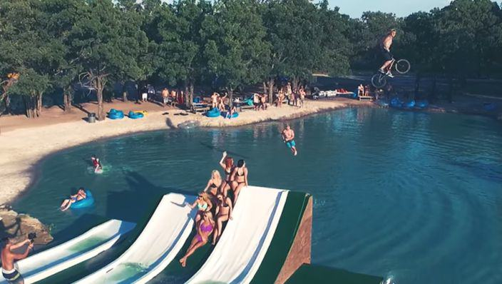 This Water Slide In Texas Shows Why Everyone Loves Summer wacco1