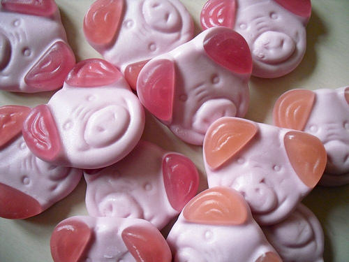 M&S Is Taking Percy Pig And Colin The Caterpillar Off Their Checkouts 1109
