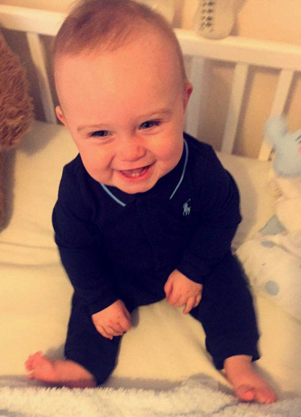 This Little Hero Has Survived Meningitis After It Claimed His Leg, Toes And Fingers 1128