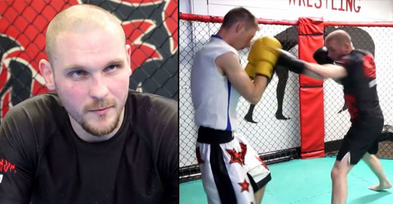 Blind MMA Fighter Continues To Beat Fully Sighted Opponents 1137