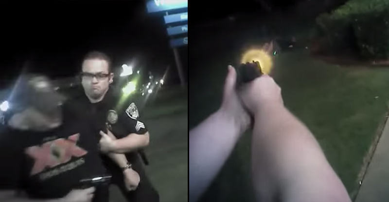 Shocking Bodycam Footage Shows Police Shoot Man Dead 114