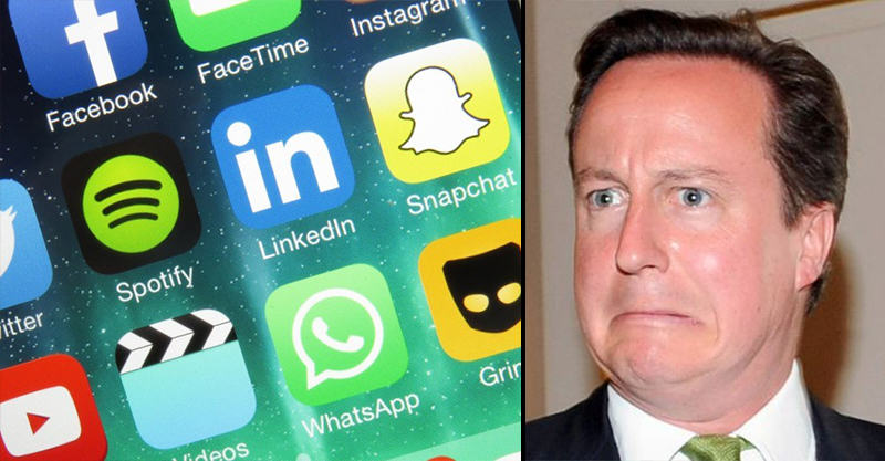 WhatsApp, Snapchat And iMessage Could Soon Be Banned 150