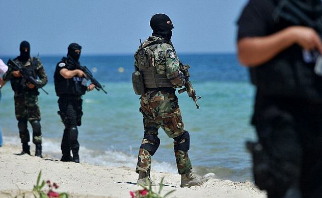 A Second Tunisian Attack Is Foiled As 5 Suspected Terrorists Are Killed In Firefight 158