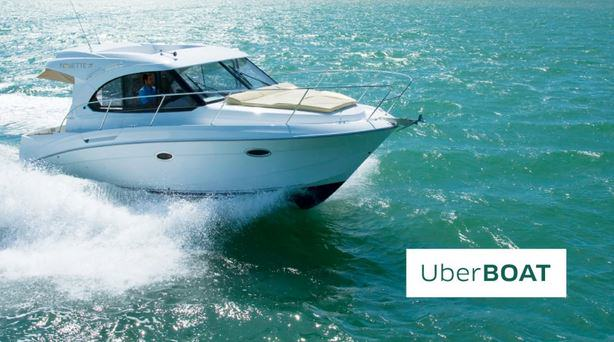 Uber Launch New Speedboat Service 164
